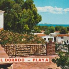 Postales: (56) CAMBRILS. TARRAGONA. EL DORADO PLAYA ... SIN CIRCULAR. Lote 277531058
