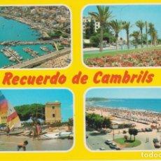 Postales: (52) CAMBRILS. TARRAGONA. ... SIN CIRCULAR. Lote 277531253