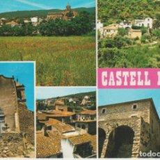 Postales: (942) CASTELL D'ARO. GIRONA. ... SIN CIRCULAR. Lote 277532583