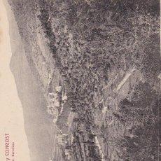 Postales: BARCELONA, FIGARO Y CONGOST. ED. FOTO ROISIN Nº 9. ESCRITA. Lote 277635013