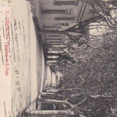 Postales: BARCELONA, CENTELLAS CARRETERA DE SAN FELIU. ED. FOTOTIPIA THOMAS Nº 7. CIRCULADA EN 1928. Lote 277635843