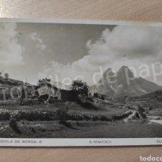 Postales: GUARDIOLA DE BERGA PEDRAFORCA BERGUEDÀ POSTAL CUYÀS. Lote 277662758