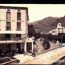 Postales: POSTAL RIBES DE FRESSER HOTEL SAN ANTONIO. Lote 277683498