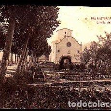 Postales: POSTAL PALAUTORDERA ERMITA DEL REMEY. Lote 277683573