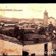 Postales: POSTAL PALAUTORDERA VISTA GENERAL. Lote 277683638