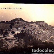 Postales: POSTAL FOTOGRAFICA CASTELLBELL TORRE BURES. Lote 277683918