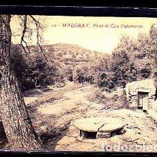Postales: POSTAL MALGRAT FONT DE CAN PALOMERAS. Lote 277684173