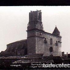 Postales: POSTAL FOTOGRAFICA V. FARGNOLI TORROELLA DE MONTGRI PUJANT LA CAMPANA 11 NOVEMBRE 1924. Lote 277684333