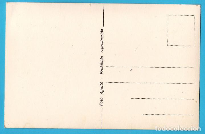 Postales: FALSET. CALLE JOSÉ ANTONIO. TARRAGONA. FOTO AGUILÓ - Foto 2 - 277701973