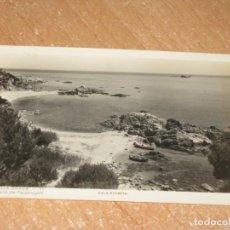 Postales: POSTAL DE CALELLA DE PALAFRUGELL. Lote 277728323