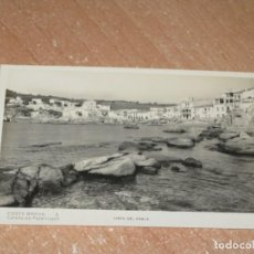 Postales: POSTAL DE CALELLA DE PALAFRUGELL. Lote 277728348