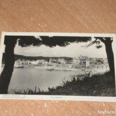 Postales: POSTAL DE CALELLA DE PALAFRUGELL. Lote 277728403