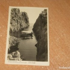 Postales: POSTAL DE CALELLA DE PALAFRUGELL. Lote 277728468