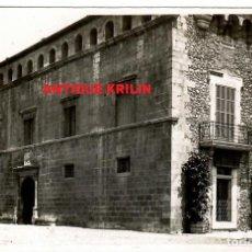 Postales: CASTILLO DE PERELADA / VISTA / FOTO CUYÁS. Lote 277729273