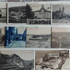 Postales: R-154.- LOTE DE -- 10 -- POSTALES DE- CATALUÑA- DE DIFERENTES LOCALIDES DE LA COMUNIDAD , VER FOTOS. Lote 277738158