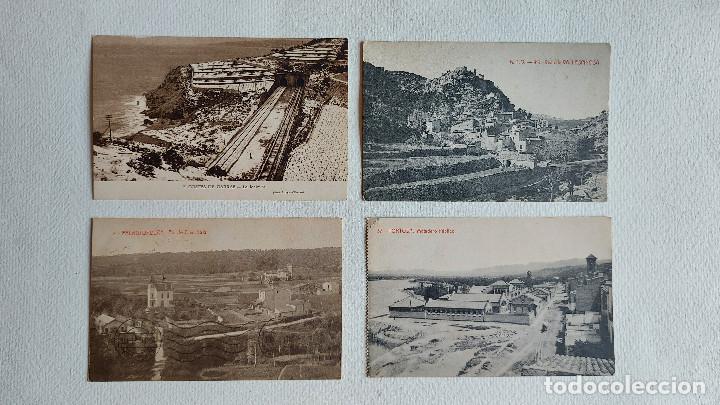 Postales: R-154.- LOTE DE -- 10 -- POSTALES DE- CATALUÑA- DE DIFERENTES LOCALIDADES DE LA COMUNIDAD , VER FOTO - Foto 2 - 277738158