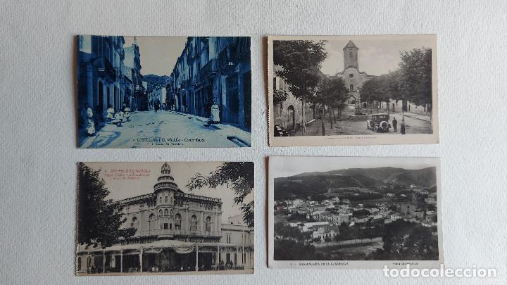 Postales: R-154.- LOTE DE -- 10 -- POSTALES DE- CATALUÑA- DE DIFERENTES LOCALIDADES DE LA COMUNIDAD , VER FOTO - Foto 3 - 277738158