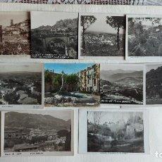 Postales: R-155.- LOTE DE -- 10 -- POSTALES DE- CATALUÑA- DE DIFERENTES LOCALIDADES DE LA COMUNIDAD , VER FOTO. Lote 277738368