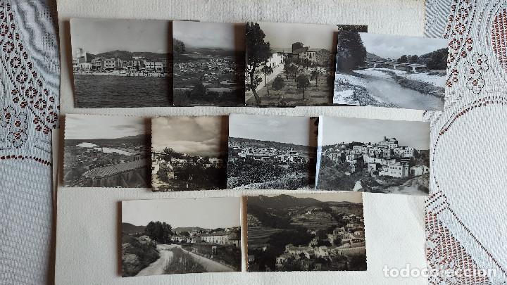 R-157.- LOTE DE -- 10 -- POSTALES DE- CATALUÑA- DE DIFERENTES LOCALIDADES DE LA COMUNIDAD , VER FOTO (Postales - España - Cataluña Moderna (desde 1940))
