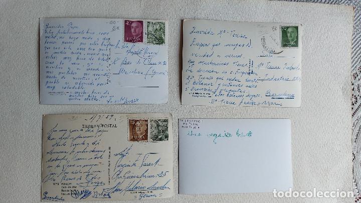 Postales: R-157.- LOTE DE -- 10 -- POSTALES DE- CATALUÑA- DE DIFERENTES LOCALIDADES DE LA COMUNIDAD , VER FOTO - Foto 3 - 277738978