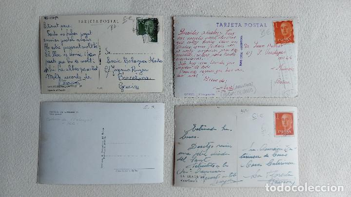 Postales: R-157.- LOTE DE -- 10 -- POSTALES DE- CATALUÑA- DE DIFERENTES LOCALIDADES DE LA COMUNIDAD , VER FOTO - Foto 5 - 277738978