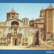 Postales: POSTAL SIN CIRCULAR MONASTERIO DE POBLET 13 TARRAGONA EDITA RAYMOND. Lote 277842773