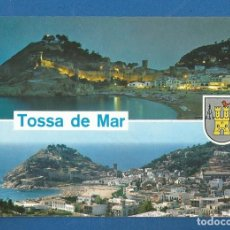 Postales: POSTAL SINJ CIRCULAR TOSSA DE MAR 1712 COSTA BRAVA EDITA INTERNACIONAL COLOR. Lote 277843218