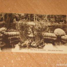 Postales: POSTAL DE SAN FELIU DE GUIXOLS. Lote 278316978