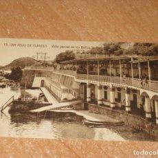 Postales: POSTAL DE SAN FELIU DE GUIXOLS. Lote 278317018