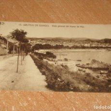Postales: POSTAL DE SAN FELIU DE GUIXOLS. Lote 278317038