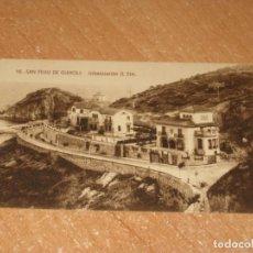 Postales: POSTAL DE SAN FELIU DE GUIXOLS. Lote 278317053