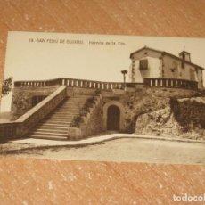 Postales: POSTAL DE SAN FELIU DE GUIXOLS. Lote 278317093