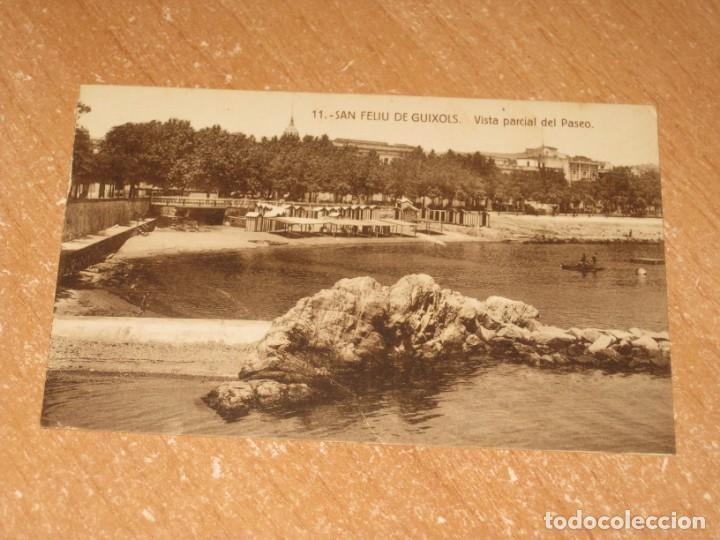 POSTAL DE SAN FELIU DE GUIXOLS (Postales - España - Cataluña Moderna (desde 1940))