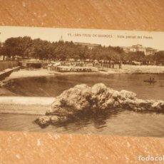 Postales: POSTAL DE SAN FELIU DE GUIXOLS. Lote 278317128