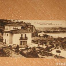 Postales: POSTAL DE SAN FELIU DE GUIXOLS. Lote 278317138