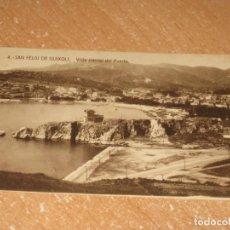 Postales: POSTAL DE SAN FELIU DE GUIXOLS. Lote 278317158
