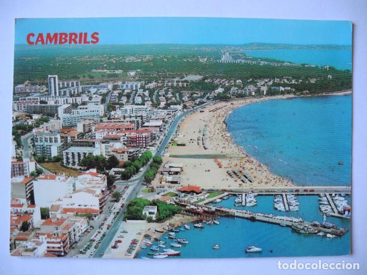 CAMBRILS. VISTA PARCIAL. ED. RAYMOND N. 10 NUEVA (Postales - España - Cataluña Moderna (desde 1940))