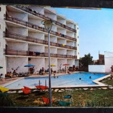 Postales: POSTAL * PINEDA DE MAR , HOTEL STELLA , PISCINA * 1968. Lote 296553683