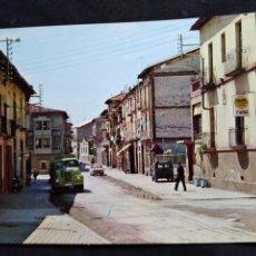 Cartoline: POSTAL * AVINYÓ , CARRER MAJOR * 1966. Lote 279374633