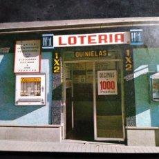 Cartoline: POSTAL * MANRESA , ADMINISTRACIÓ LOTERIA *ZERKOWITZ 1960. Lote 279375163