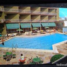 Postales: POSTAL * PINEDA DE MAR , HOTEL STELLA , PISCINA * 1978. Lote 296553628