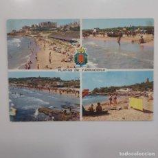 Postales: POSTAL TARRAGONA. PLAYAS DE TARRAGONA (TARRAGONA). SIN ESCRIBIR Nº 2055 CHINCHILLA. Lote 280296028