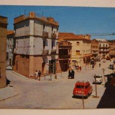 Cartes Postales: EL PERELLÓ - CARRER PRIM - RENAULT 4 L - TARRAGONA - LAXC - P61434. Lote 284253308
