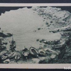 Postales: TOSSA DE MAR, EL FORAT DEL CONDOLAR, POSTAL CIRCULADA CON SELLO DEL AÑO 1942. Lote 284778723