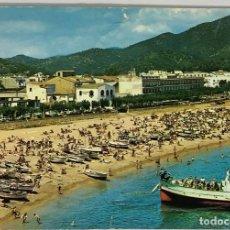 Postales: GERONA, GIRONA TOSSA DEL MAR, FABREGAS 21. CIRCULADA. Lote 285626653