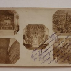 Postales: MONTSERRAT - VISTES 1910 - P51806. Lote 286374173