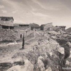 Postales: POSTAL FOTOGRAFICA DE SIURANA (TARRAGONA). Lote 287119923