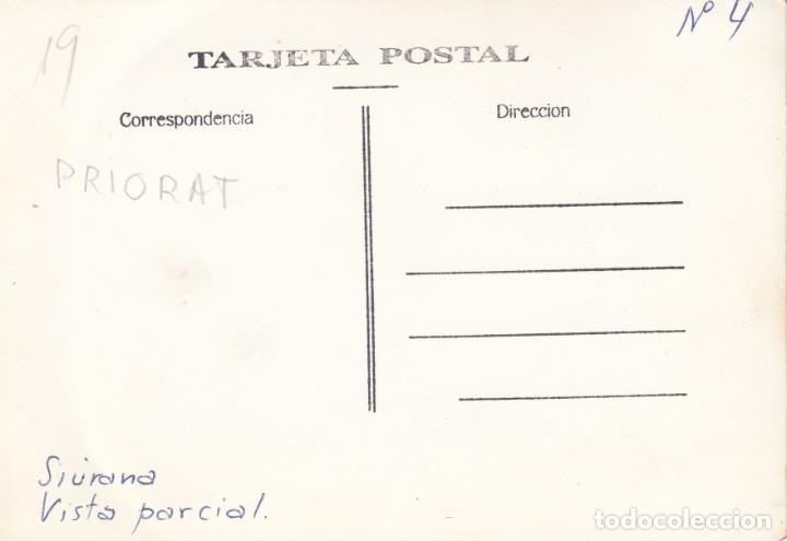 Postales: POSTAL FOTOGRAFICA DE SIURANA (TARRAGONA) - Foto 2 - 287119923