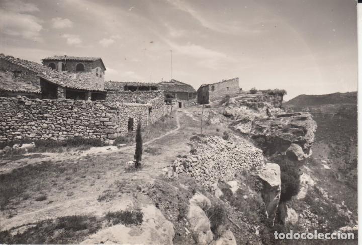 POSTAL FOTOGRAFICA DE PRADELL DE LA TEIXETA (TARRAGONA)- VISTA PANORAMICA NUM. 5 (Postales - España - Cataluña Moderna (desde 1940))