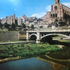 Postales: MANRESA POSTAL COMERCIAL DALMAU S.A. 1966 ED SOBERANAS PERIODO VACACIONES. Lote 287173033